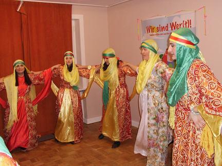 Interkulturelles Tanzfest